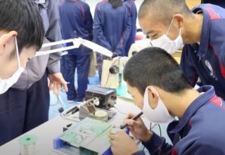 【結果】体験型企業交流イベント 2020IN高山西高等学校